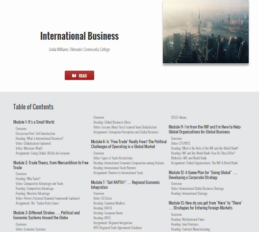 the study of international business is The study of international business is fine if you are going to work in a large multinational enterprise, but has no relevance for individuals who are going to work in small firms evaluate this statement.