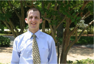 Photo of Tallahassee Community College's Jim Smart, associate math professor and champion of open educational resources.