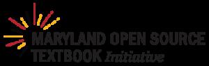Maryland Open Source Textbook Initiative logo