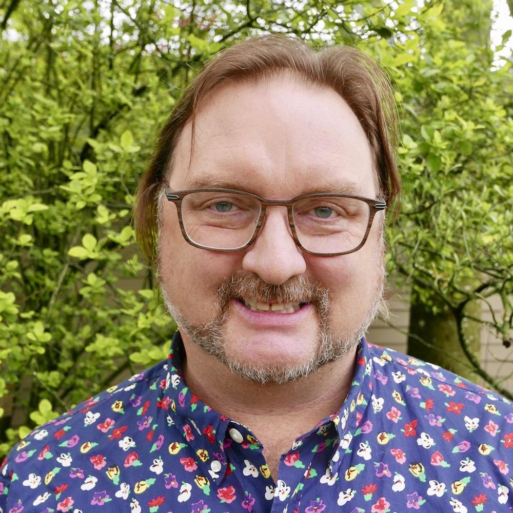 Photo of Michael Van Cleeck